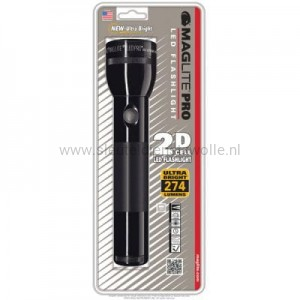 Maglite 2D-cell LED pro